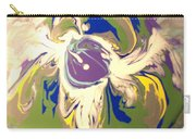 Purple Calla Lilly Carry-all Pouch