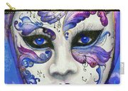 Purple Carnival Carry-all Pouch