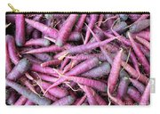 Purple Carrots Number 1 Carry-all Pouch