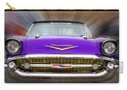 Purple Chevy Carry-all Pouch