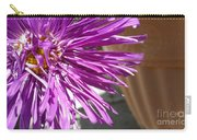 Purple Chinese Aster Carry-all Pouch