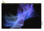 Purple Cloud Carry-all Pouch