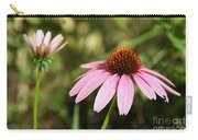 Purple Cone Flower Carry-all Pouch