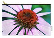 Purple Coneflower Close-up Carry-all Pouch