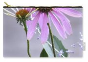 Purple Cornflowers Carry-all Pouch