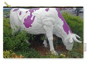 Purple Cow 4 Carry-all Pouch