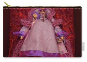Purple Doll Carry-all Pouch