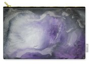 Purple Explosion By Madart Carry-all Pouch