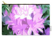 Purple Fades To Lilac Carry-all Pouch