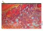 Purple Fire - 11 X 14 Canvas,$250 Carry-all Pouch