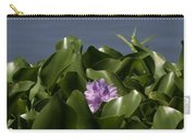 Purple Flower On Bayou Carry-all Pouch