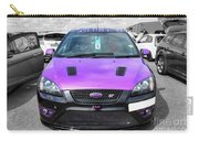 Purple Focus St Carry-all Pouch
