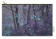 Purple Forest Carry-all Pouch