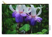 Purple Fuschia Carry-all Pouch