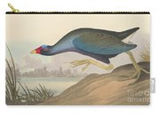 Purple Gallinule Carry-all Pouch