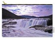 Purple Haze Waterfall Carry-all Pouch
