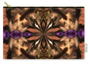 Purple Heart Design Carry-all Pouch