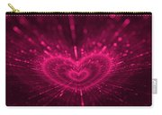 Purple Heart Valentine's Day Carry-all Pouch