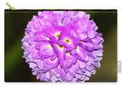 Purple Himalayan Primrose Carry-all Pouch