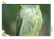Purple Honeycreeper Female Carry-all Pouch