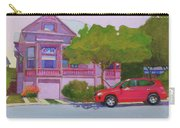 Purple House, Alameda Carry-all Pouch