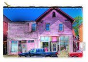 Purple House Carry-all Pouch