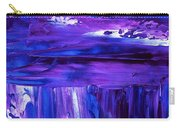 Purple Hue Carry-all Pouch