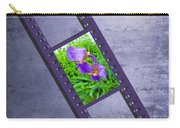 Purple Iris Passion Carry-all Pouch