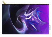 Purple Love Carry-all Pouch
