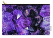 Purple Majesty Carry-all Pouch