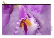 Purple Mist Orchid Carry-all Pouch
