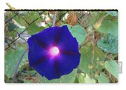 Purple Morning Flower Carry-all Pouch