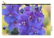 Purple Mullein Carry-all Pouch