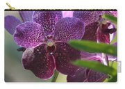 Purple Orchid Beauty Carry-all Pouch