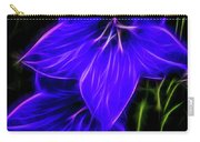 Purple Passion Carry-all Pouch by Joann Copeland-Paul