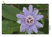 Purple Passionflower #2 Carry-all Pouch