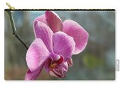 Purple Phalaenopsis Orchid Carry-all Pouch