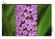 Purple Pillar Carry-all Pouch