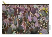 Purple Prickly Pear 2 Carry-all Pouch