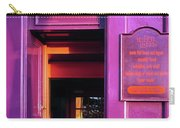 Purple Pub Carry-all Pouch