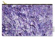 Purple, Purple, And More Purple Carry-all Pouch