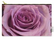 Purple Rose Carry-all Pouch