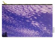 Purple Sky At Casapaz Carry-all Pouch