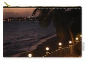 Purple Sunset In Saint Martin Carry-all Pouch