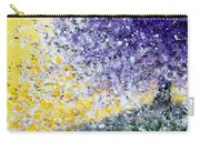 Purple Tree And The Afternoon Sun Carry-all Pouch