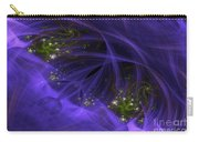 Purple Universe Carry-all Pouch