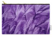 Purple Watercolor Art  Carry-all Pouch