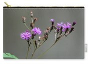Purple Wildflower In Shiloh National Military Park, Tennessee Carry-all Pouch