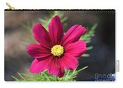 Purple Wood Aster  Carry-all Pouch