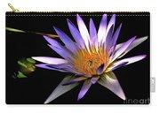 Purple Zen Carry-all Pouch